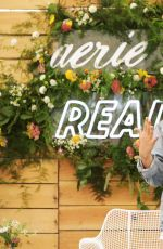 Aly Raisman At Aerie REALTreat in Collaboration with Create & Cultivate in Los Angeles