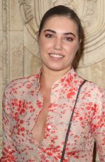 Amber Le Bon Attends the English National Ballet
