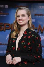 Angourie Rice At Spider-Man: Far From Home Premiere in Hollywood