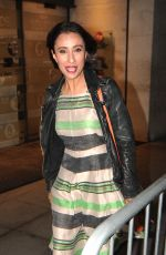 Anita Rani At The One Show At BBC Studios in London