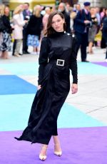 Anna Brewster Attending the Royal Academy of Arts Summer Exhibition Preview Party held at Burlington House, London