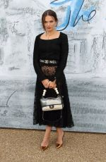 Anna Brewster Attends the Serpentine Gallery Summer Party at Hyde Park in London
