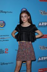 Anna Cathcart At 2019 Radio Disney Music Awards at CBS Studios