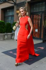 Annabelle Wallis Leaving The Bowery Hotel in New York City