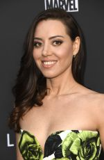 Aubrey Plaza At LA Premiere Of FX