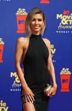 Audrina Patridge At 2019 MTV Movie and TV Awards in Santa Monica