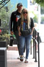 Avril Lavigne Shopping at Couture Kids in West Hollywood