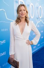 Beth Riesgraf At LA Premiere Of Starz