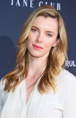 Betty Gilpin At FYC Netflix Event Rebels And Rule Breakers in Los Angeles