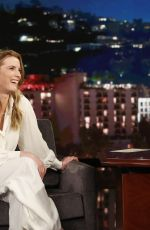Betty Gilpin At Jimmy Kimmel Live! in Los Angeles