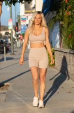 C.J. Perry (Lana) Out in Los Angeles