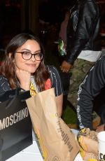 Camila Mendes At Moschino Spring/Summer 2019 in Universal City