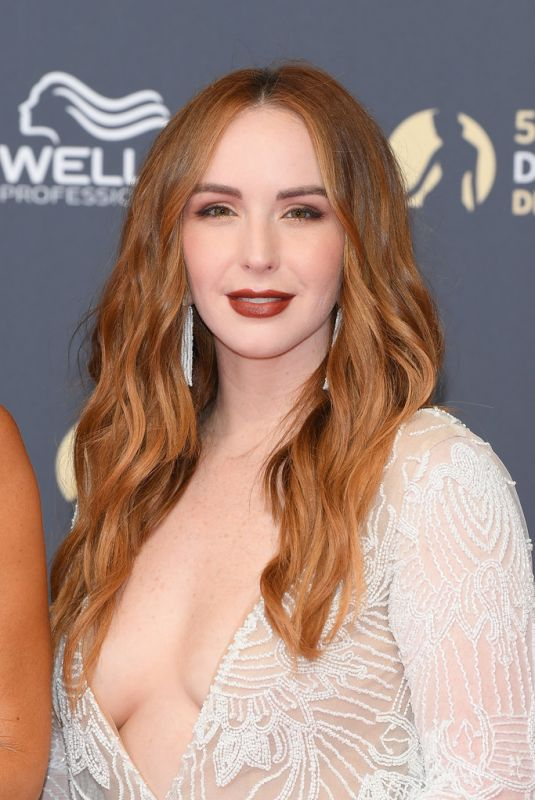 Camryn Grimes At opening ceremony of the 59th Monte Carlo TV Festival