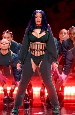 Cardi B At the 2019 BET Awards on June 23, 2019 in Los Angeles