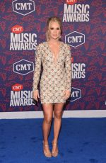 Carrie Underwood At 2019 CMT Music Awards in Nashville