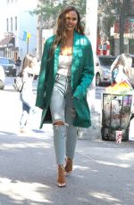 Chrissy Teigen Out in NYC