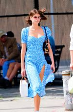 Cindy Crawford and Kaia Gerber out in NYC