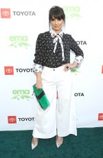 Constance Zimmer At 29th Annual Environmental Media Awards in Beverly Hills