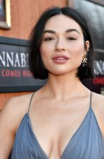 Crystal Reed At World Premiere of