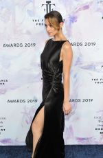 Daniela Lopez Osorio Attends the 2019 Fragrance Foundation Awards at the Davd H. Koch Theater in New York
