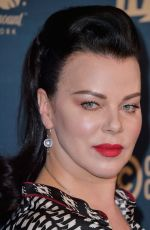 Debi Mazar Arrives Comedy Central, Paramount Network and TV Land Press Day, Los Angeles