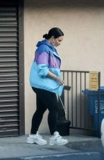 Demi Lovato Out in Beverly Hills