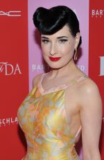 Dita Von Teese Attends Love Ball III at Gotham Hall in New York