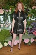 Eleanor Tomlinson At The Elle List in Association with Magnum Ice Cream in London