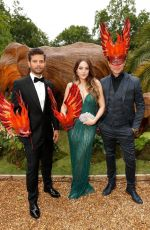 Elizabeth Gillies At The Animal Ball presented by Elephant Family in London