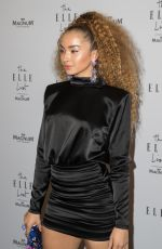 Ella Eyre At The ELLE List in Association with MAGNUM Ice Cream in London