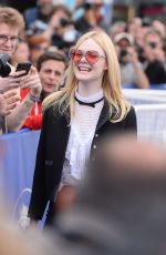 Elle Fanning On the Croisette in Cannes