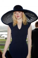 Ellie Bamber At Royal Ascot Fashion Day 2 in Ascot, England
