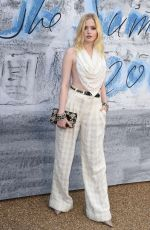 Ellie Bamber At Serpentine Gallery Summer Party in London