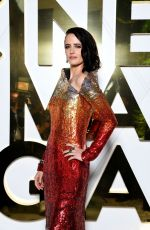 Eva Green At Bvlgari Hight Jewelry Exhibition in Capri