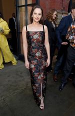Felicity Jones At V&A Summer Party 2019 with Dior in London