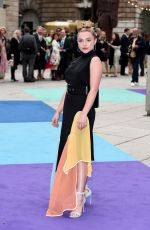 Florence Pugh At The Royal Academy Of Arts Summer Exhibition in London