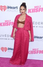 Francia Raisa At 2019 iHeartRadio Wango Tango in Carson