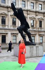 Freya Ridings Arriving for Royal Academy of Arts Summer Exhibition Preview Party 2019 held at Burlington House, London