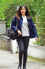 Gemma Chan Is spotted out in Primrose Hill