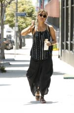 Halle Berry Heading to a business meeting in Los Angeles