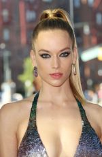Hannah Ferguson At CFDA Fashion Awards, Brooklyn Museum, New York