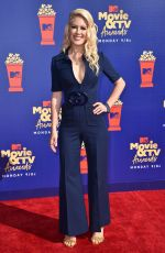 Heidi Montag Attends the 2019 MTV Movie and TV Awards at Barker Hangar in Santa Monica