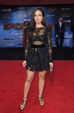 "Inanna Sarkis At ""Spider-Man Far From Home"" premiere in Hollywood"