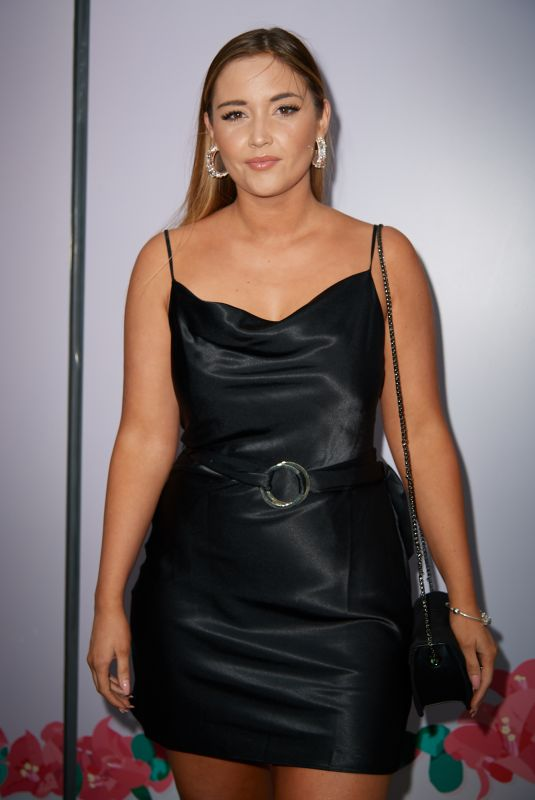 Jacqueline Jossa At Madison Rooftop Summer Party in London
