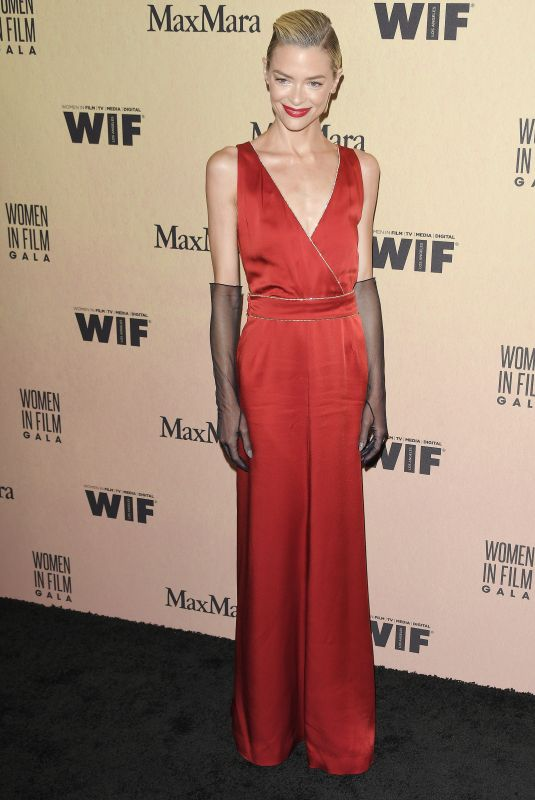 Jaime King Arrives at the 2019 Women In Film Annual Gala held at the Beverly Hilton in Beverly Hills