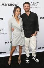 Jamie Chung At Launch of SAINT Modern Prayer Candles For A Cause in Beverly Hills