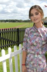 Jenna Coleman At The Cartier Queen