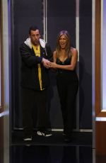 Jennifer Aniston At Jimmy Kimmel Live