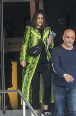 Jessie J Out in London for meetings