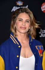 Jillian Michaels Attends the premiere of Disney and Pixar